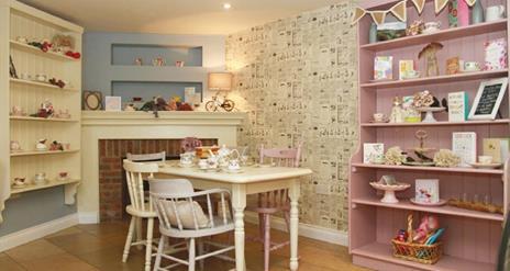 Mary And Martha's Vintage Tea Room