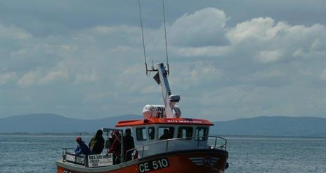 Boy Matthew: Sea Fishing Trips