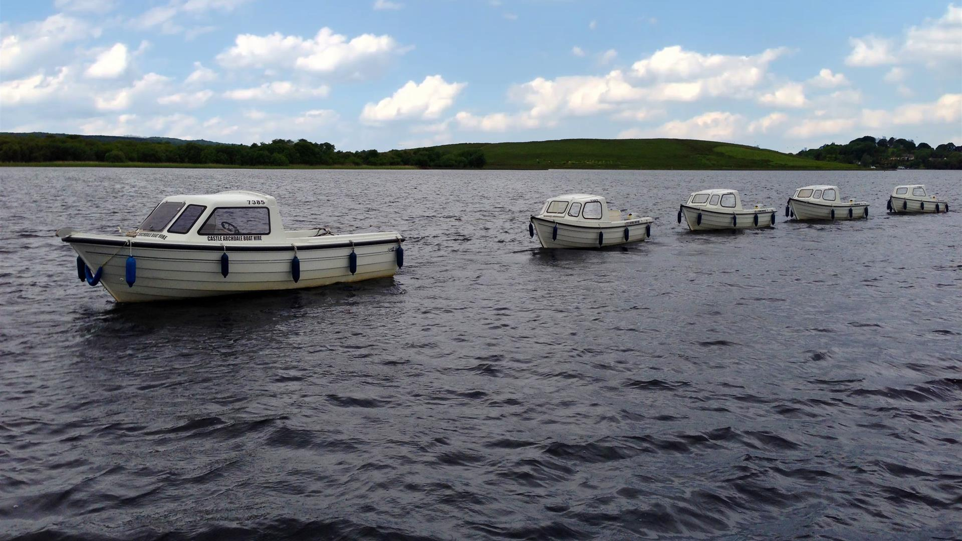 Castle Archdale Marina Boat Hire & Water Sports