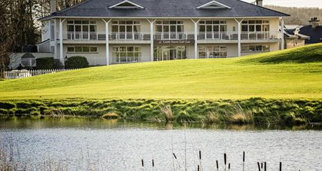 Lough Erne Resort - The Castle Hume Course