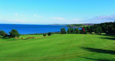 Carnfunnock Golf Course
