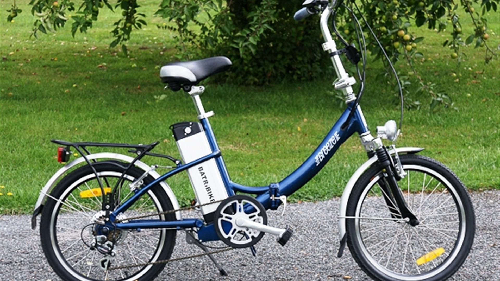 Downshire Leisure - E Electric bike sales & hire
