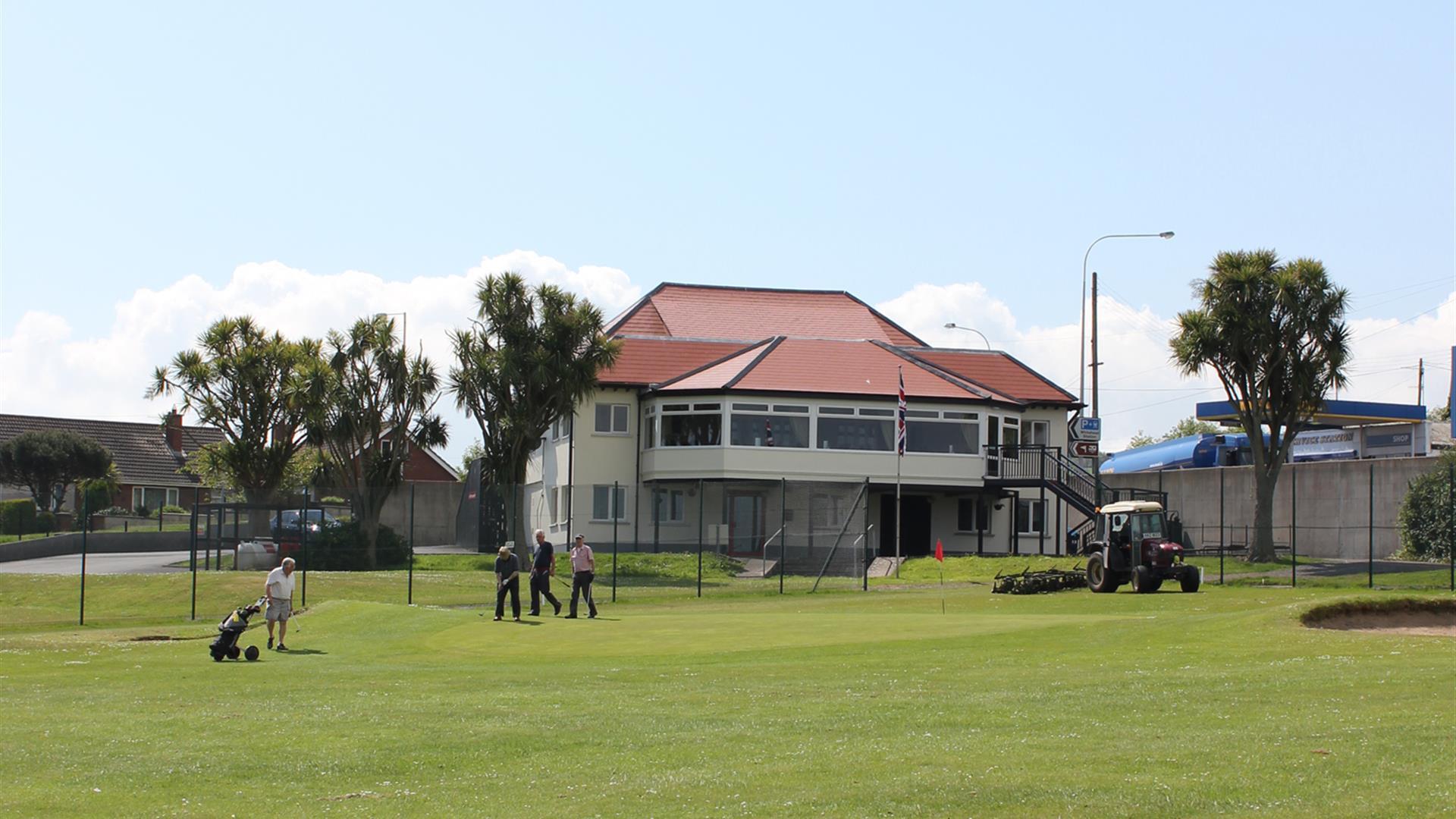 Bentra Golf Course