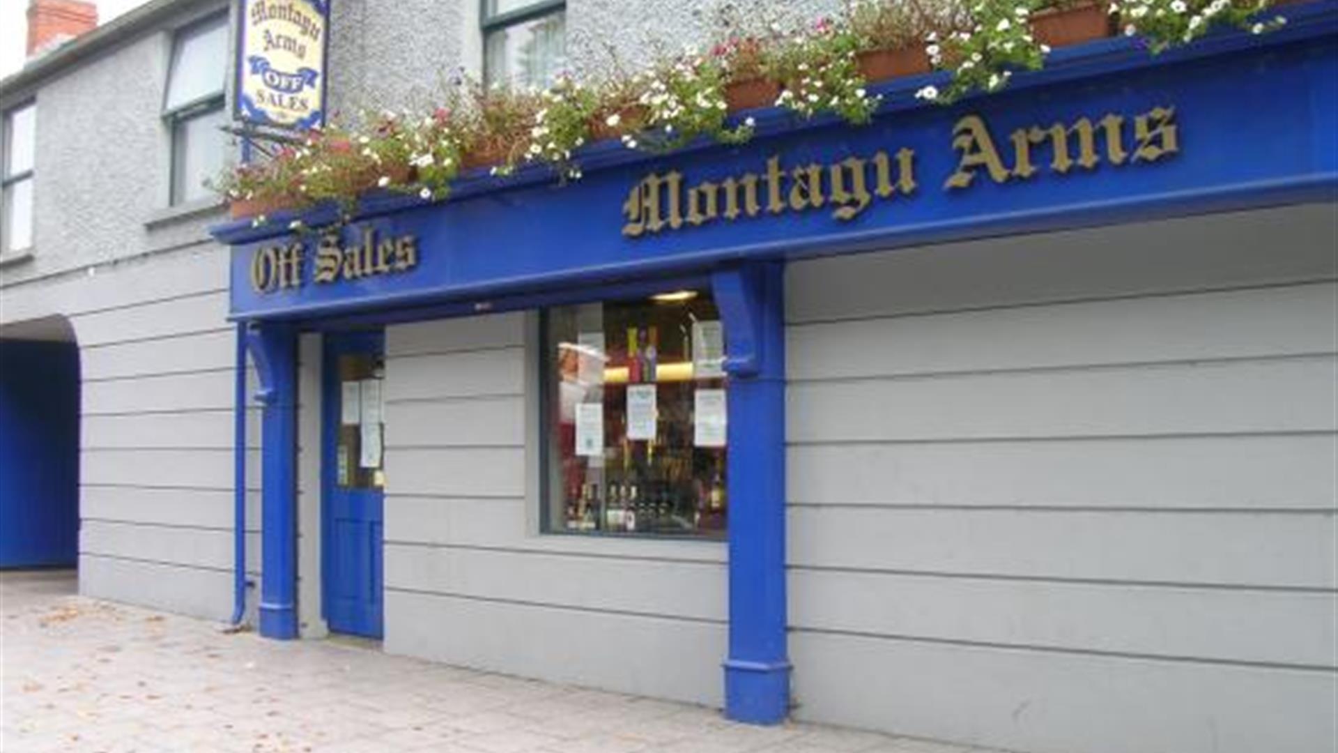 Montagu Arms Bar and Restaurant