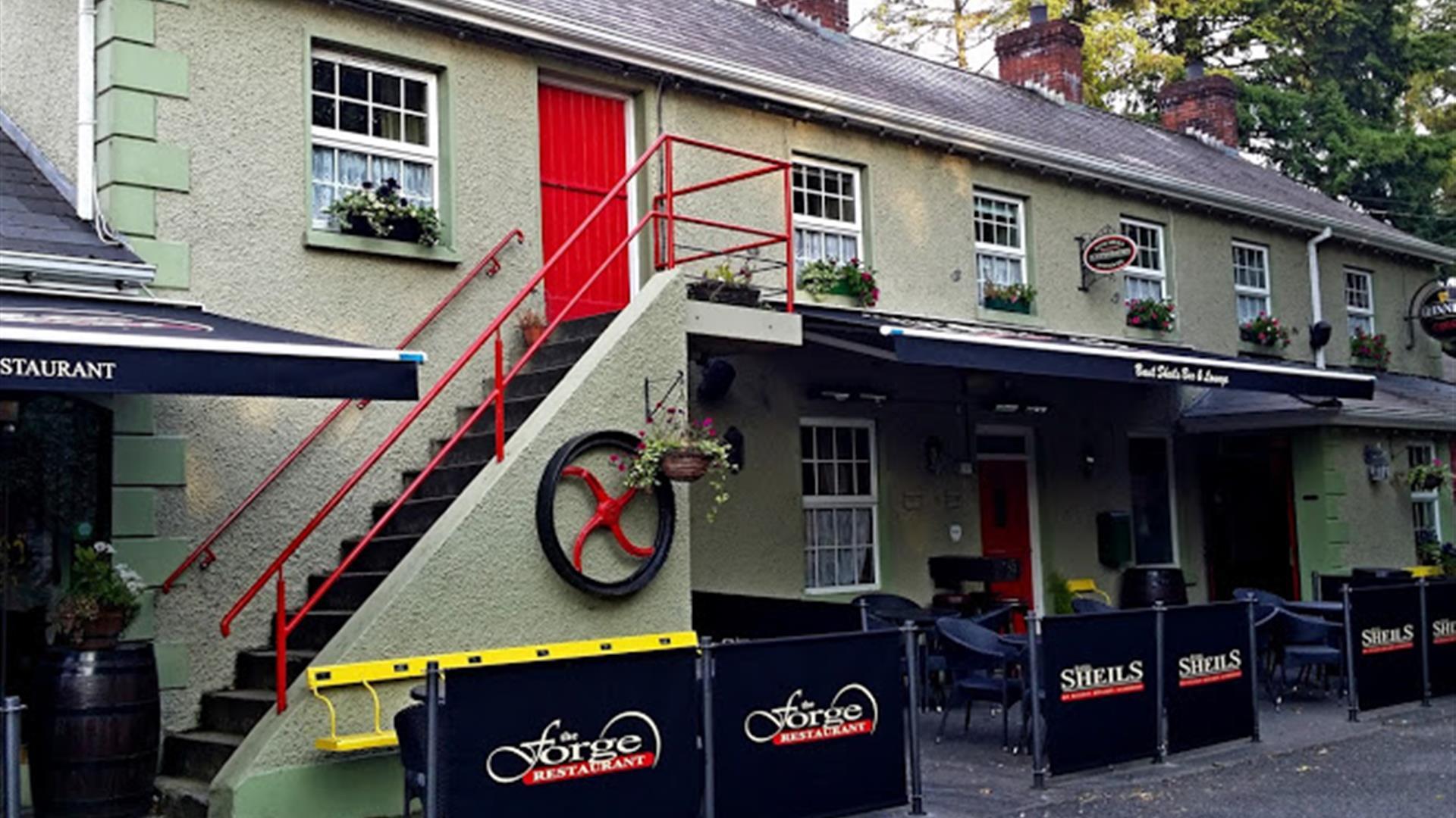 Basil Sheils Bar & Restaurant Armagh