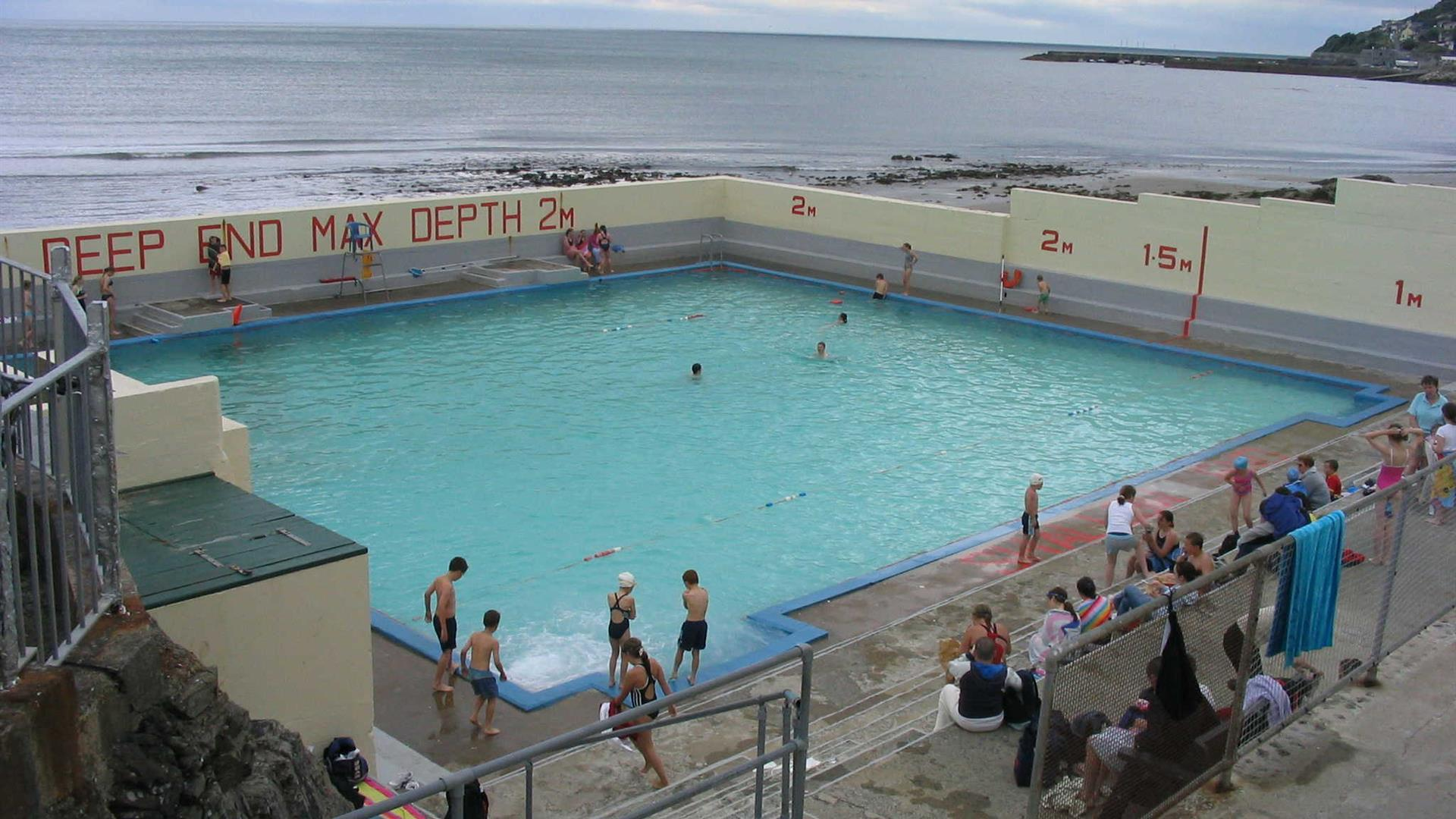 Newcastle Rock Pool