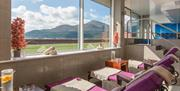 View of the spa in the Slieve Donard Resort and Spa, Newcastle