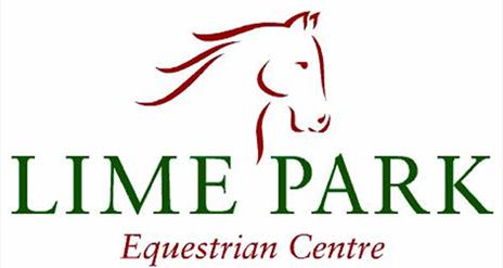 Image is of signage with outline of a horse