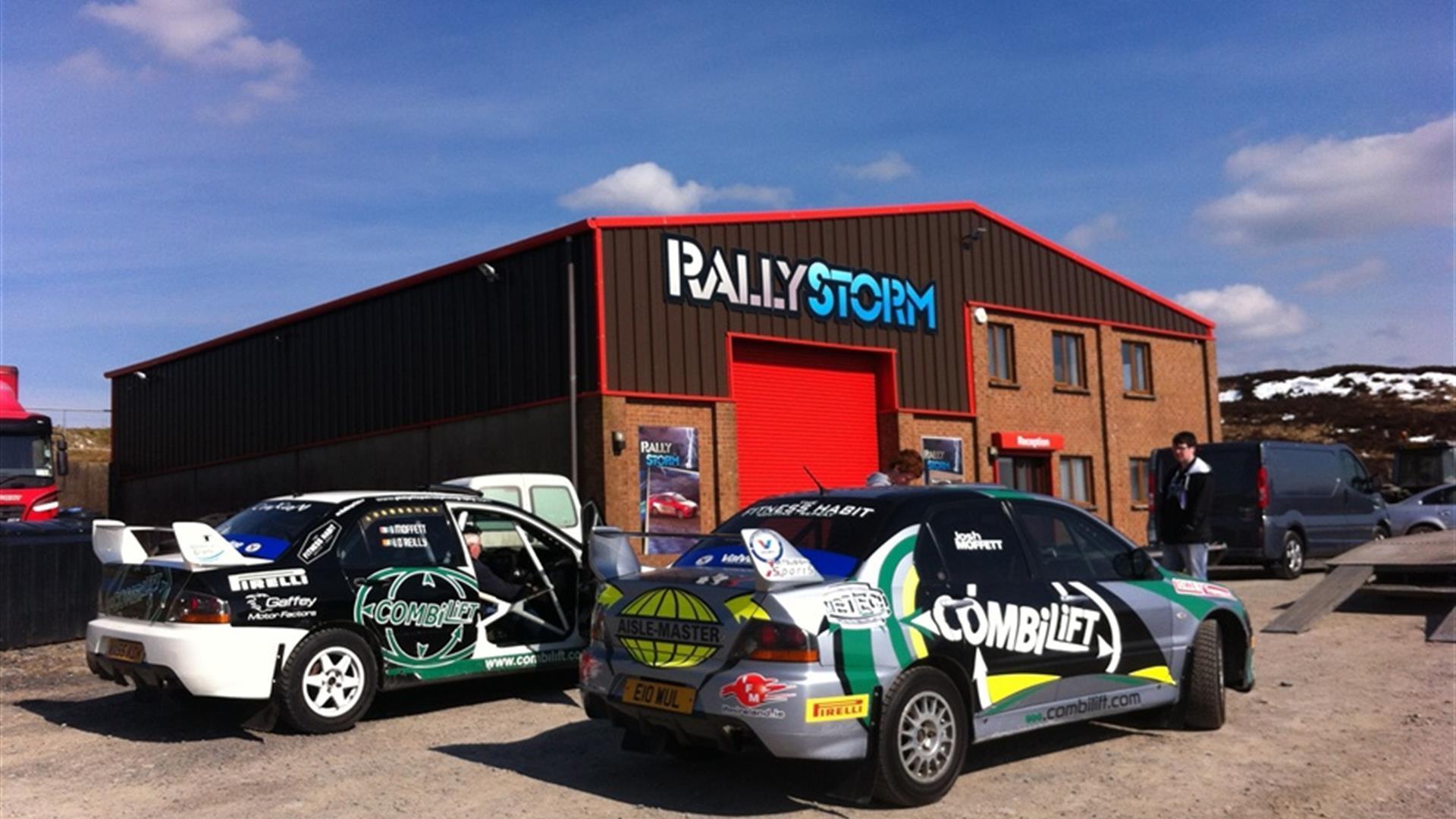 Rally Storm