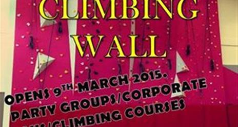 Gilford Climbing Wall