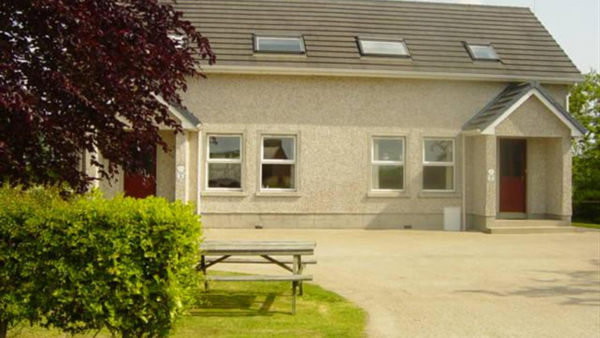 Conagher Self-Catering Chalet