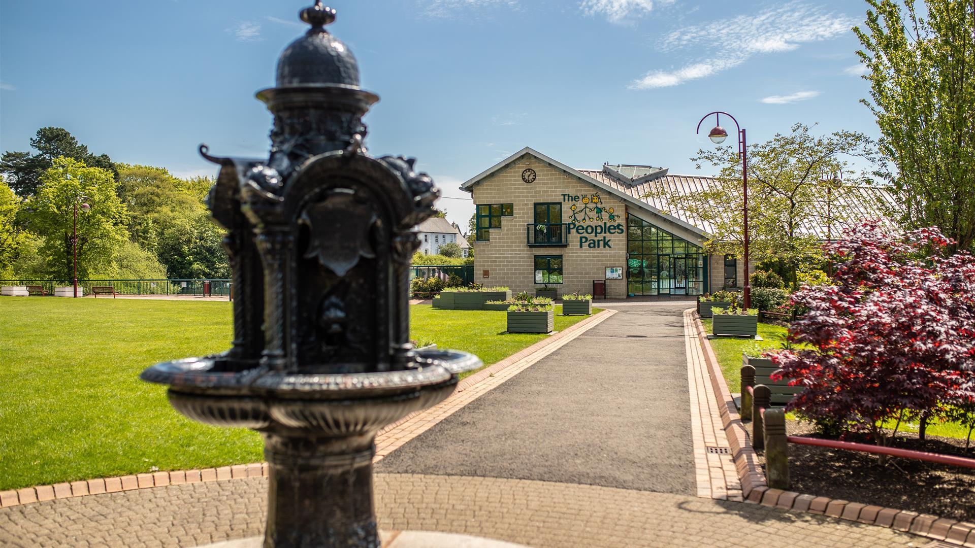 Ballymena's People's Park