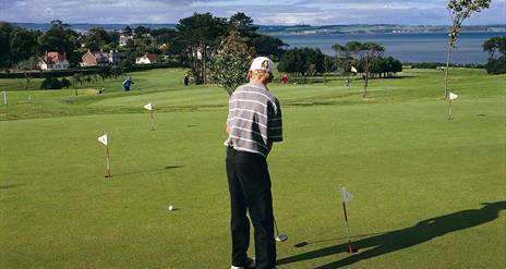 Helen's Bay Golf Club