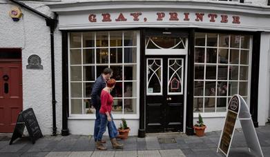 Gray's Printing Press