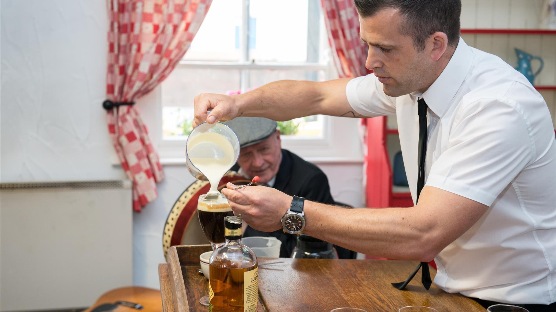 Irish Coffee Connoisseur