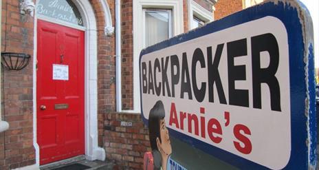 Arnie's Backpackers