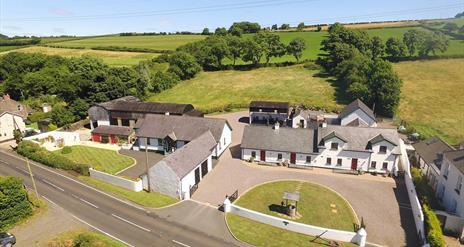 North Irish Lodge - Barn Cottage
