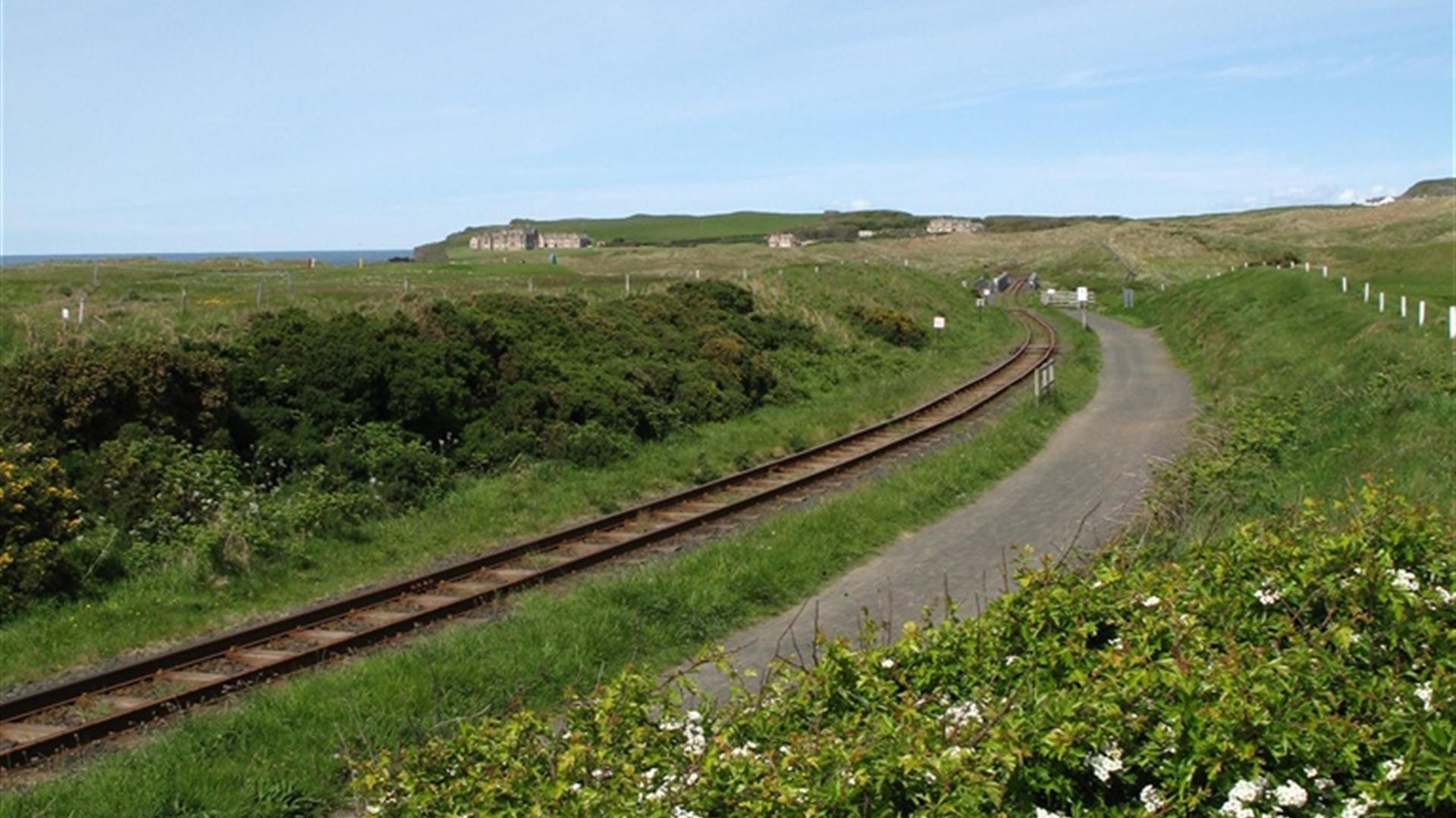 Giants Causeway to Benone Cycle Route