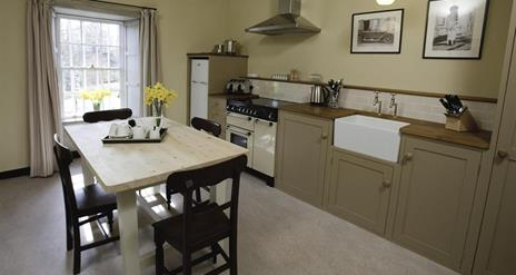 Butler's Apartment