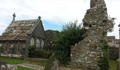 Movilla Abbey