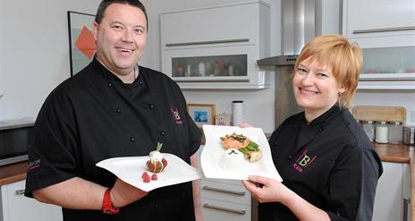 Ballymiscaw Cookery School