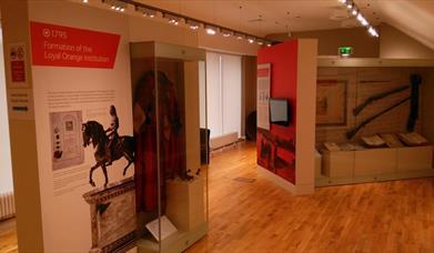 Museum of Orange Heritage - Sloan's House