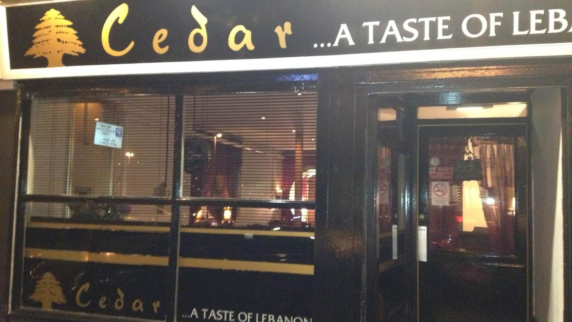 Cedar - A Taste of Lebanon
