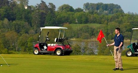 Loughgall Country Park & Golf Course