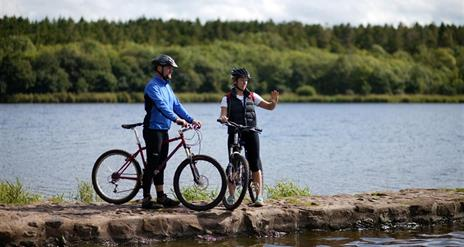 Castle Archdale Family Cycling Trail