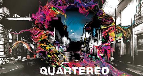 Quartered: Belfast, A Love Story