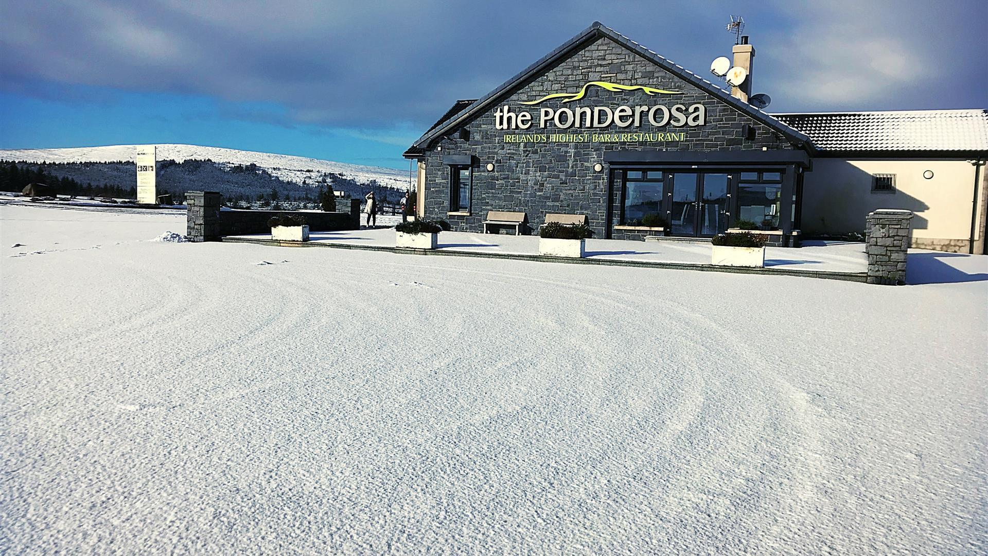 The Ponderosa Bar and Restaurant
