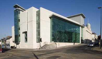 Mid-Antrim Museum and Arts Centre at The Braid