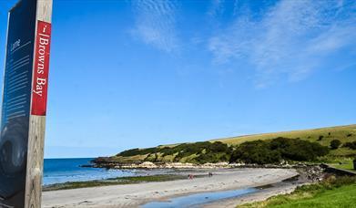 Browns Bay Beach & Ferris Bay