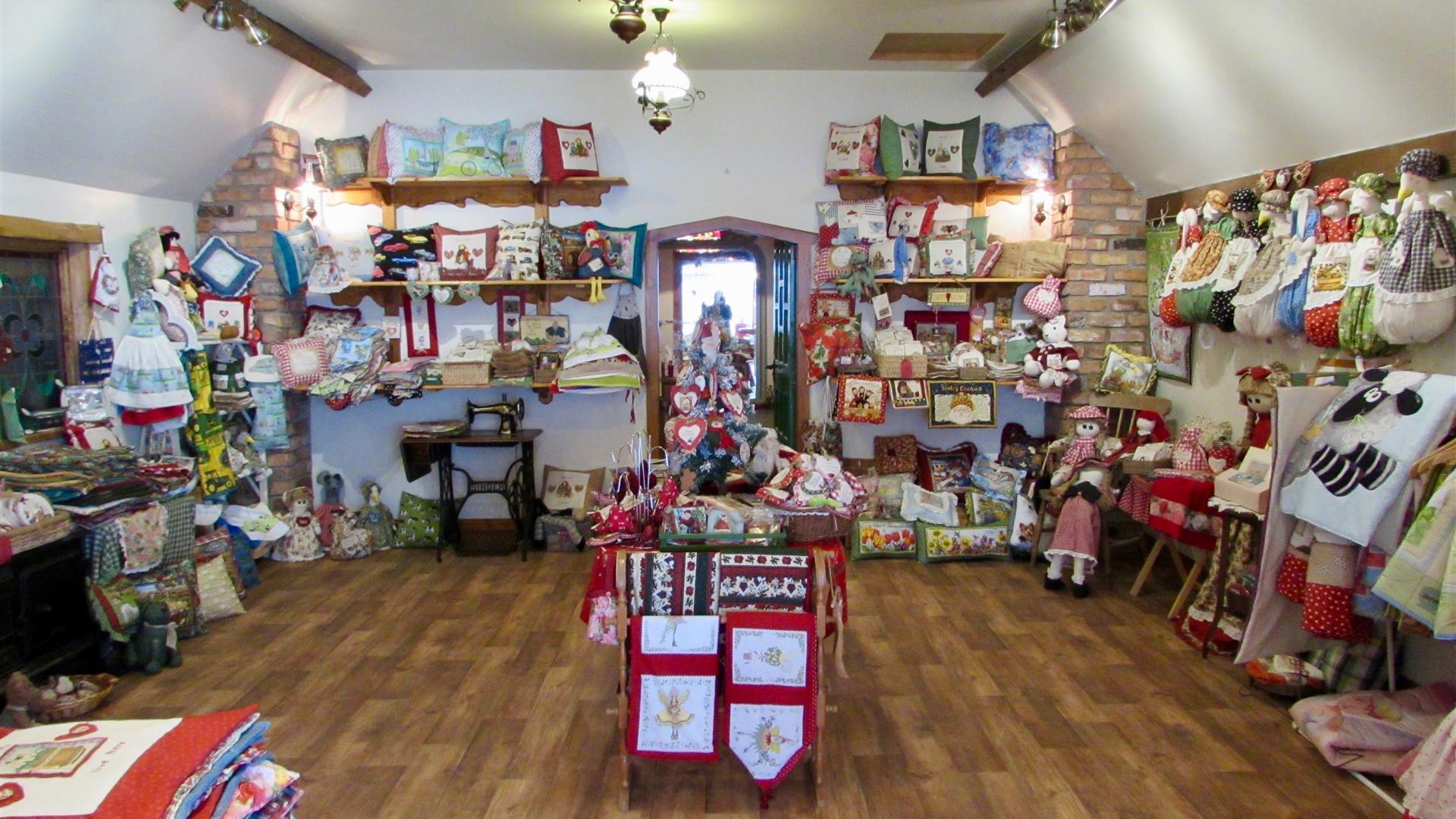 Spring Cottage Crafts