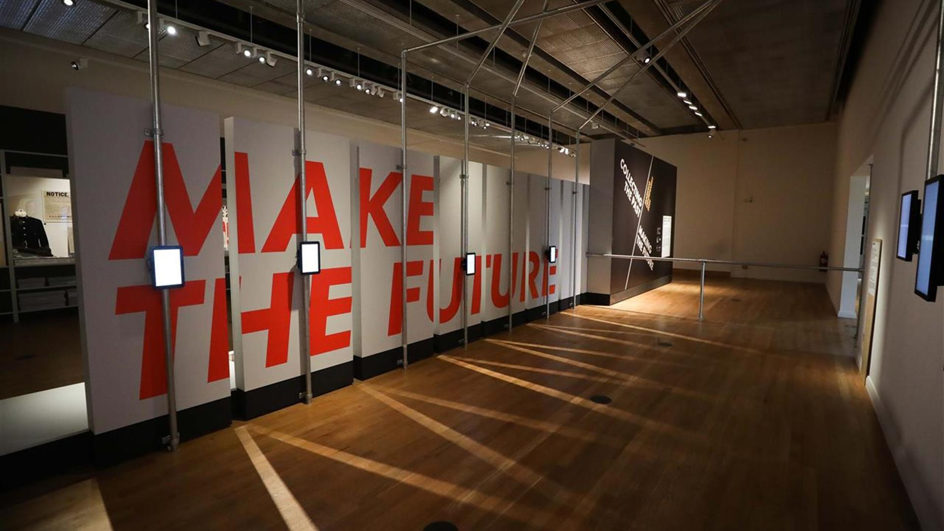 Collecting the Past/Making the Future. Marking Centenaries 2021.