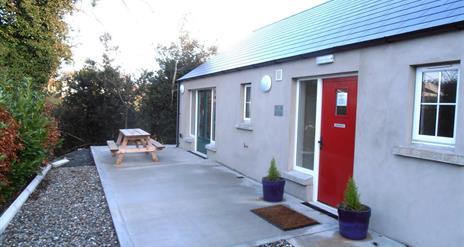 Ballyvoy Camping Barn & Campsite