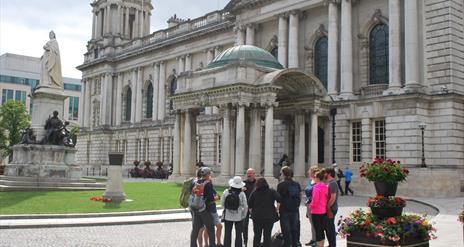 DC Tours - Belfast Walking Tours