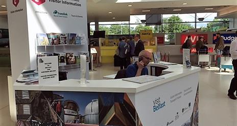 Belfast International Airport Tourist Information Centre