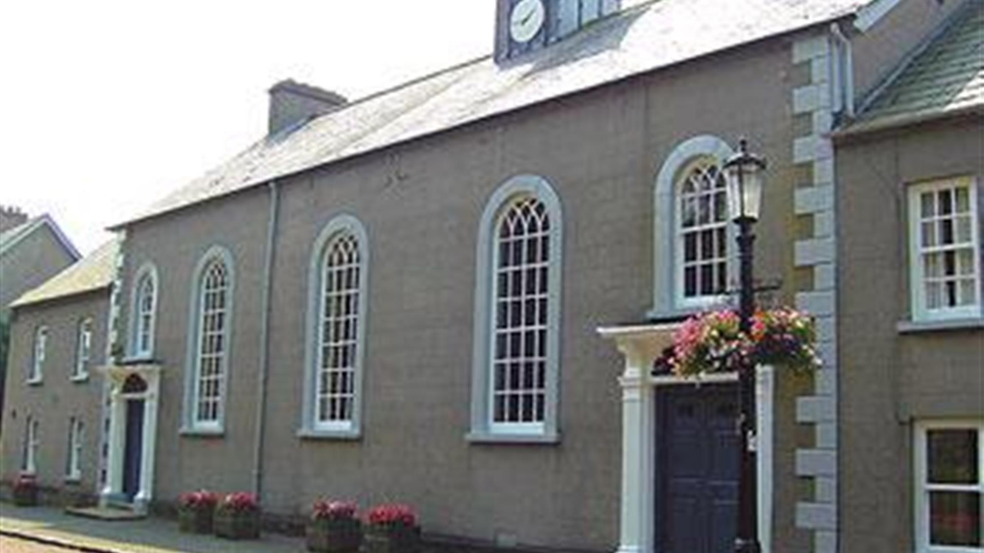 Gracehill Moravian Village - Museum & Walking Tours