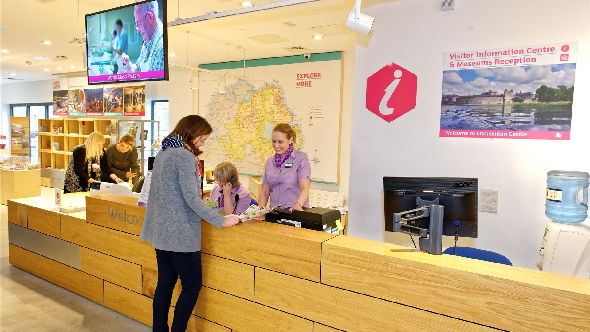 Fermanagh Visitor Information Centre