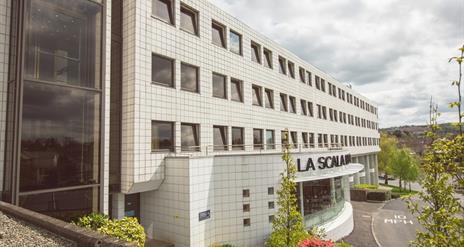 La Scala Bistro at the Stormont Hotel