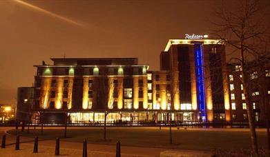 Radisson Blu Belfast Hotel