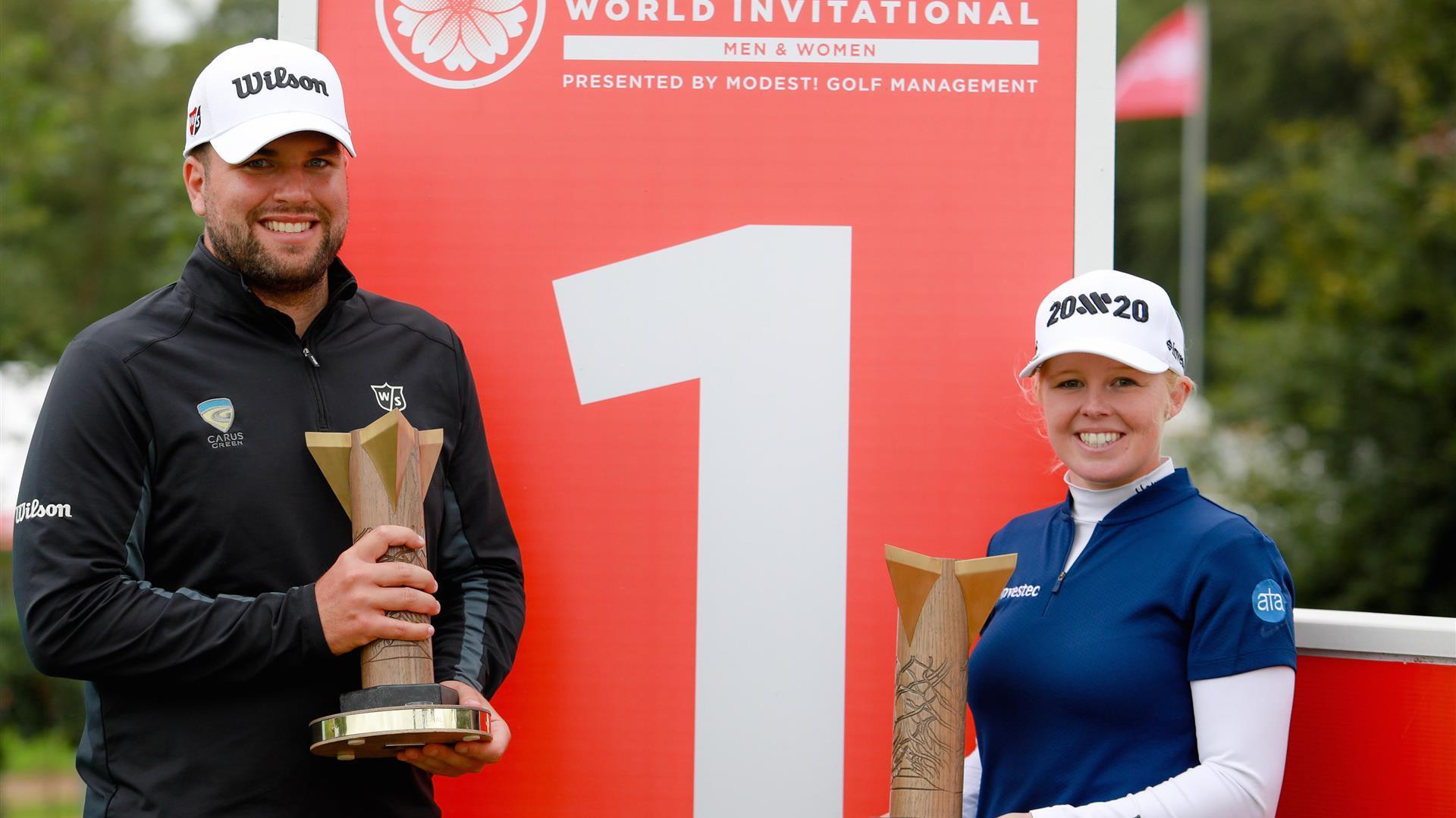 ISPS HANDA World Invitational Presented by Modest! Golf Management