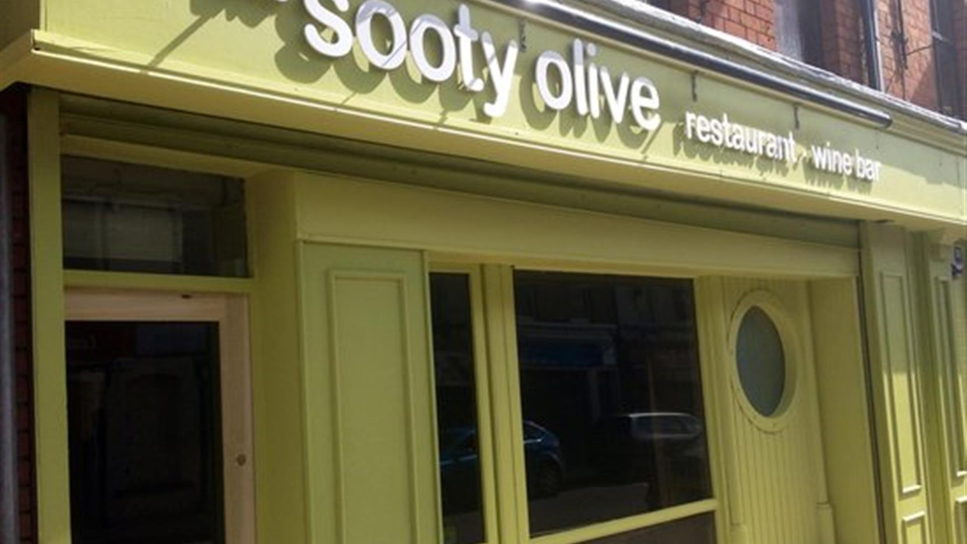 The Sooty Olive Restaurant and Winebar