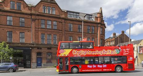 City Sightseeing Belfast