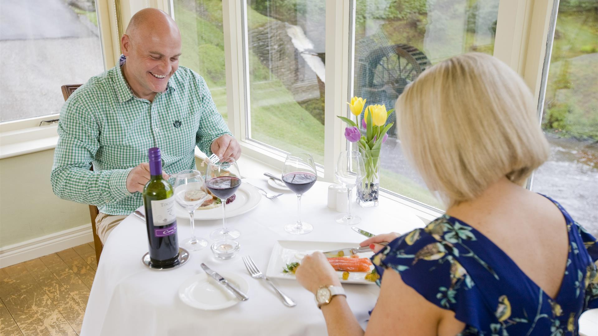 Ardmore Restaurant - Beech Hill Country House Hotel