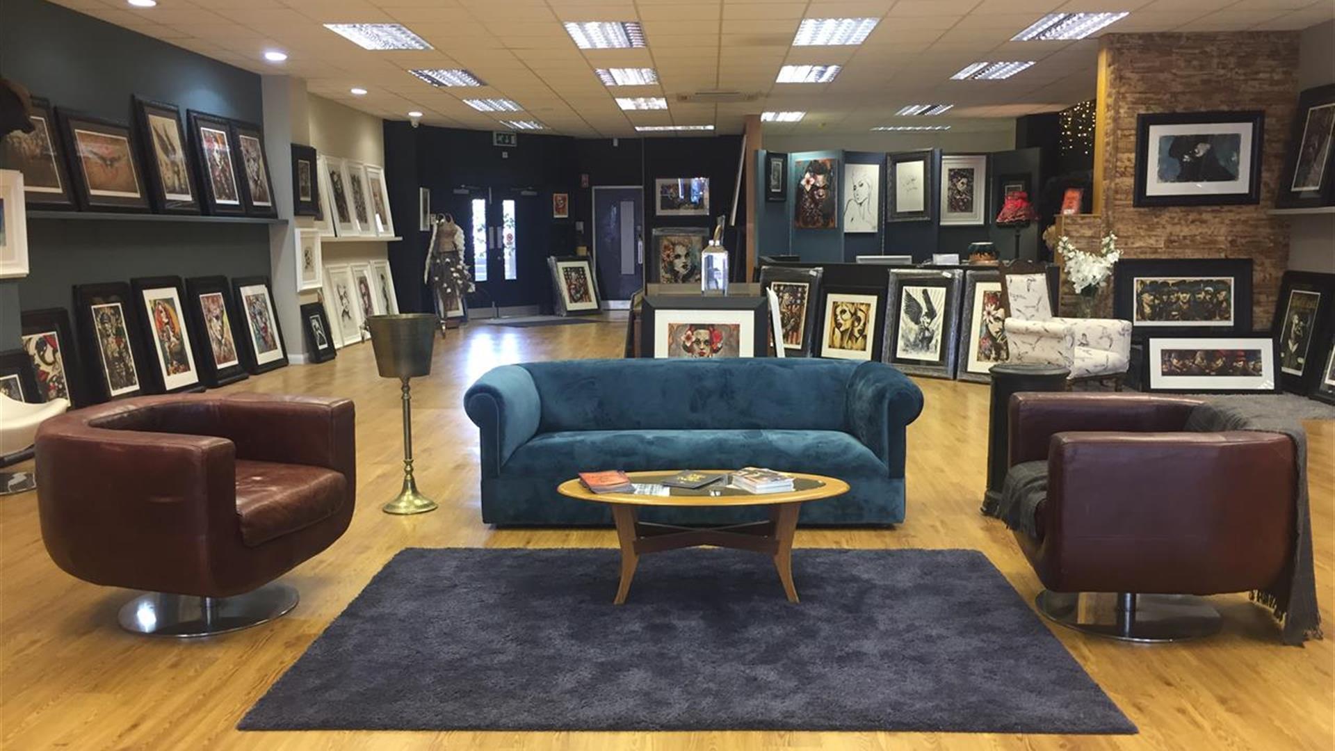 The Bradley Gallery