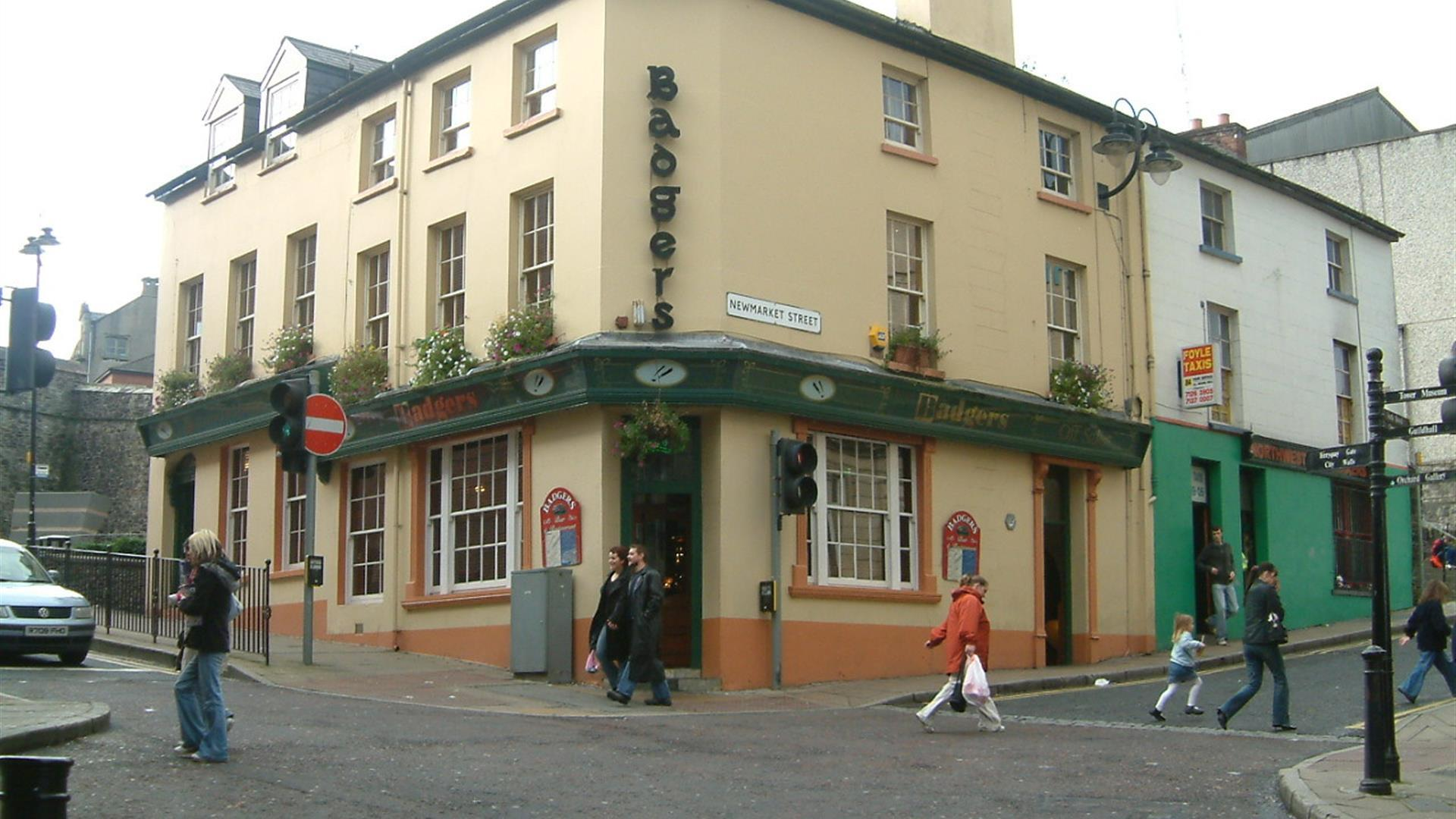 Badgers Bar And Restaurant