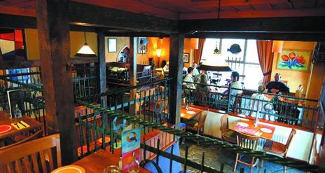 The Quay's  Pub and Restaurant