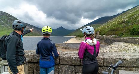 Ins, Outs & Whereabouts of the Silent Valley by E-Bike – Bike Mourne